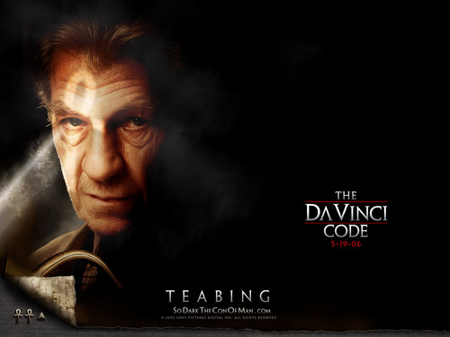 Ian McKellen The Da Vinci Code