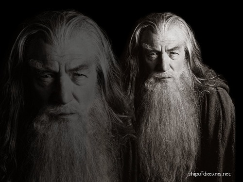 Ian McKellen as Gandald