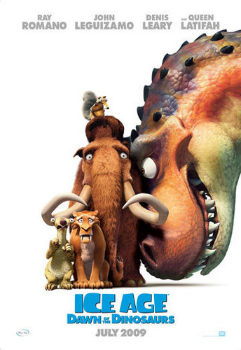 Ice Age wallpaper called Ice Age 3 poster