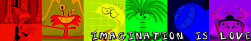 Imagination Is 사랑