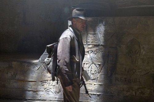 Indiana Jones 4 Stills
