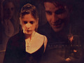 Innocence - Buffy and Angelus - the-buffyverse wallpaper
