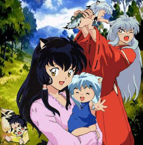 Inuyasha wallpaper with anime entitled Inuyasha