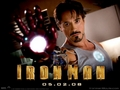 Iron Man- Robert Downey Jr.