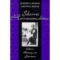 Murray roscoe islamic homosexualities