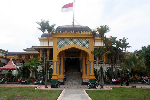 Penghuni Medan wallpaper containing a school entitled Istana Maimun