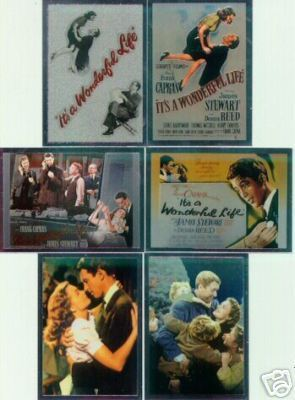 It's A Wonderful Life cards