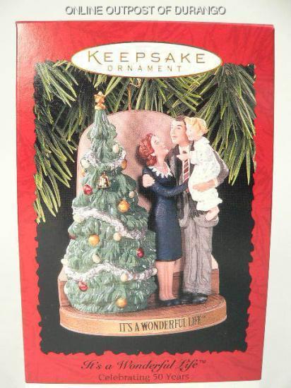 It 39 S A Wonderful Life Ornament Christmas Movies Fan Art 1160416 Fanpop
