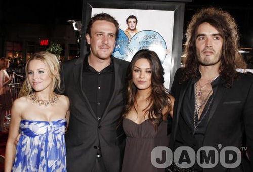 J & Kristen & Mila & Russell