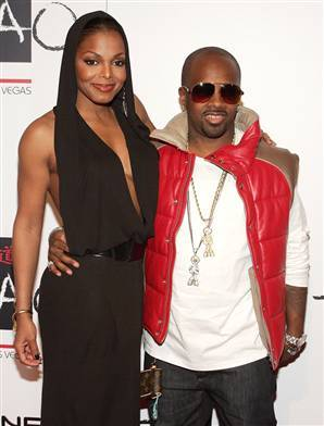 JD & his gf Janet Jackson