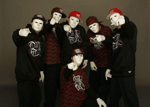 America's Best Dance Crew wallpaper entitled JabbaWockeeZ