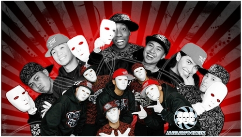 America's Best Dance Crew wallpaper probably with anime called JabbaWockeeZ