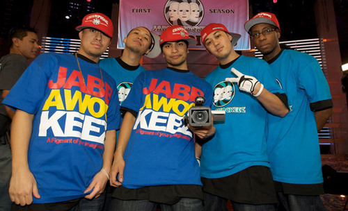 America's Best Dance Crew wallpaper possibly with a workwear, a street, and a diner entitled JabbaWockeeZ