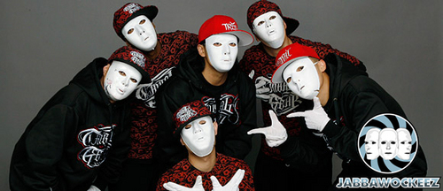 America's Best Dance Crew wallpaper titled Jabbawockeez<33