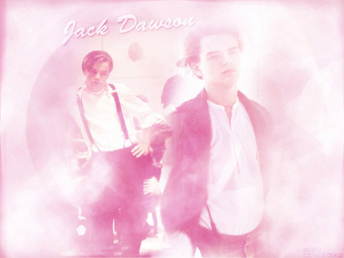 Jack Dawson ピンク