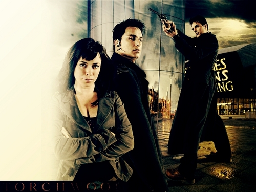 Jack & Gwen (Torchwood)