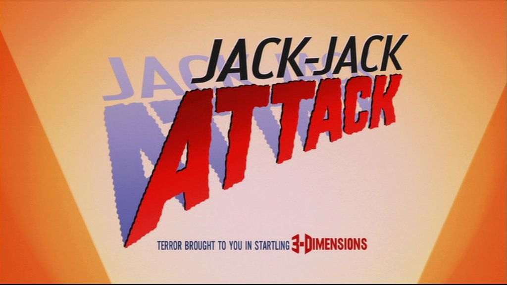 Jack-Jack Attack (Short film) - Pixar Image (1024835) - Fanpop
