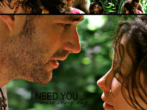 Jack & Kate (Lost)