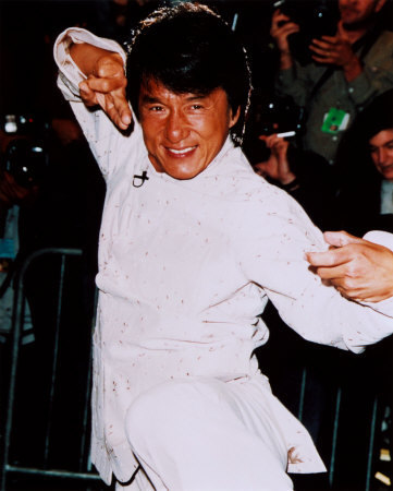 Jackie Chan. - jackie-chan Photo