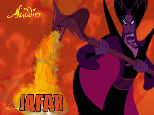 Jafar Wallpaper - aladdin Wallpaper