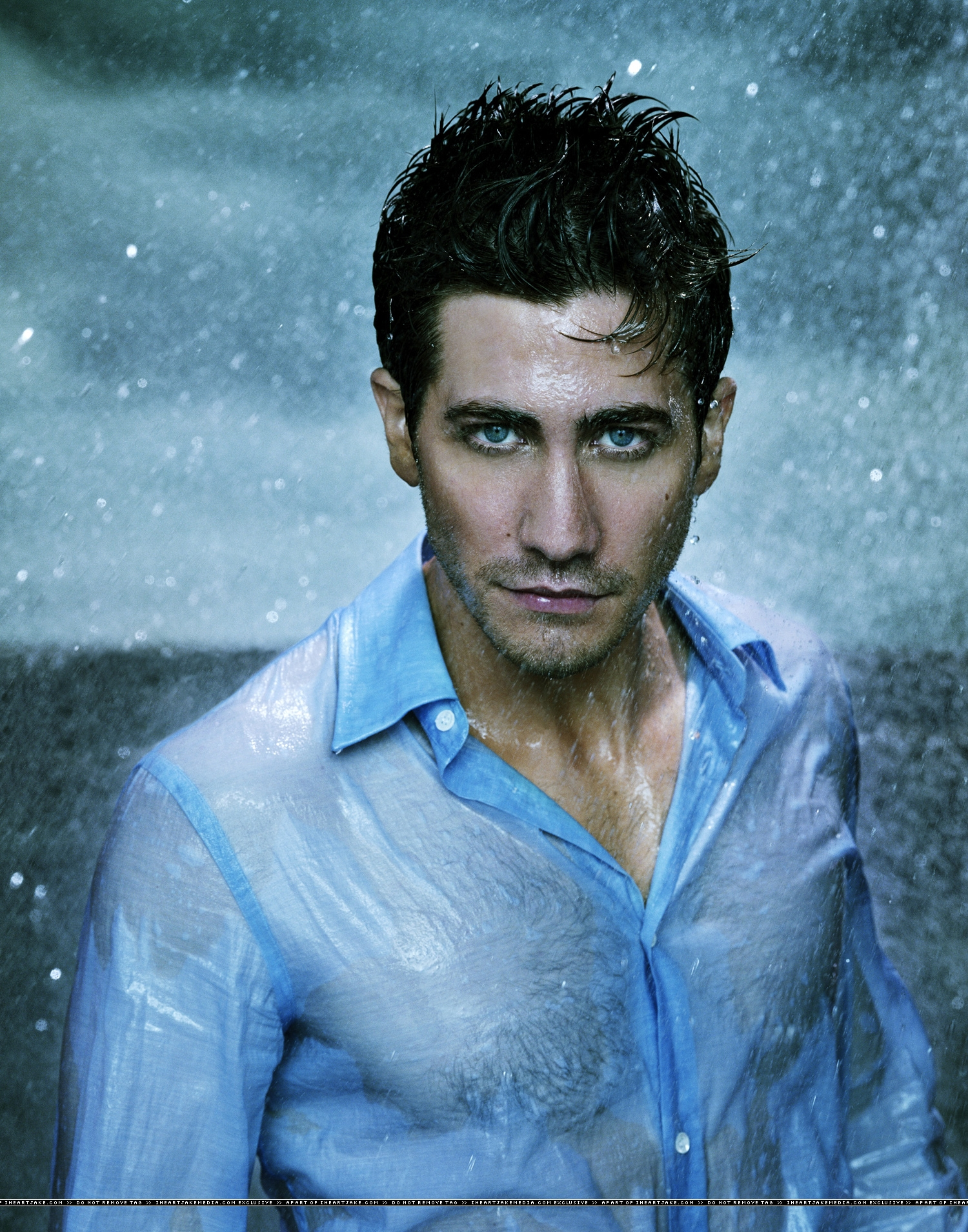 Jake - Jake Gyllenhaal... Jake Gyllenhaal