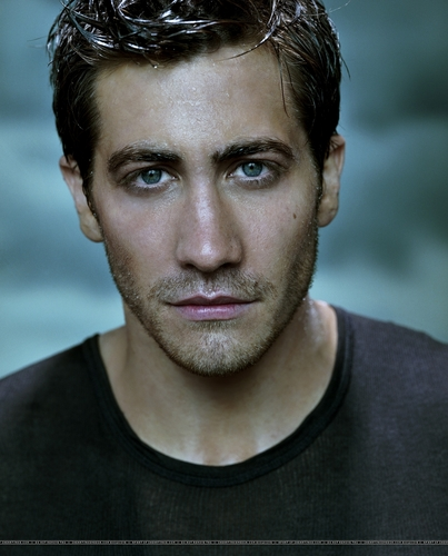 Jake Gyllenhaal wallpaper probably containing a jersey and a portrait called Jake