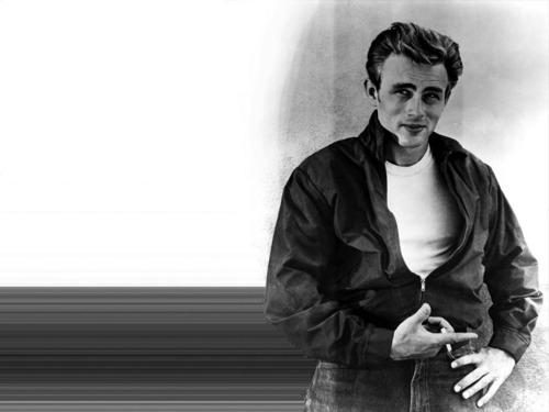 James Dean wallpaper possibly with a fountain entitled James Dean Wallpaper