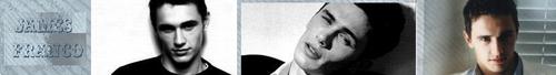 James Franco Banner