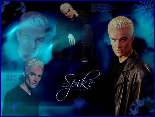 James Marsters wallpaper called James/Spike