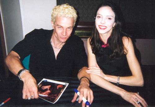 James Marsters wallpaper entitled James and Juliet