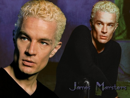 James Marsters wallpaper with a business suit called James