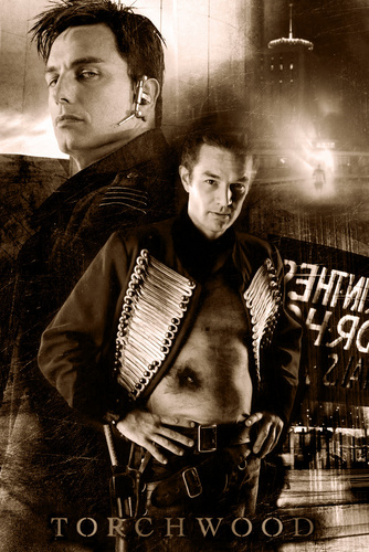 James on Torchwood - james-marsters Fan Art