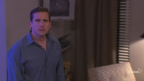 Jan throws Michael's Dundie