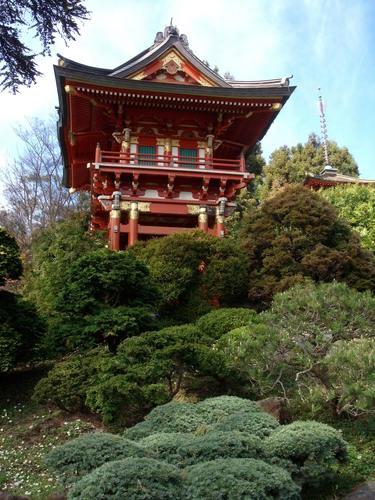 San Francisco Images Japanese Tea Garden Hd Wallpaper And Background Photos 962048