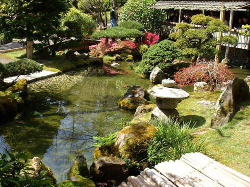 San Francisco images Japanese Tea Garden HD wallpaper and