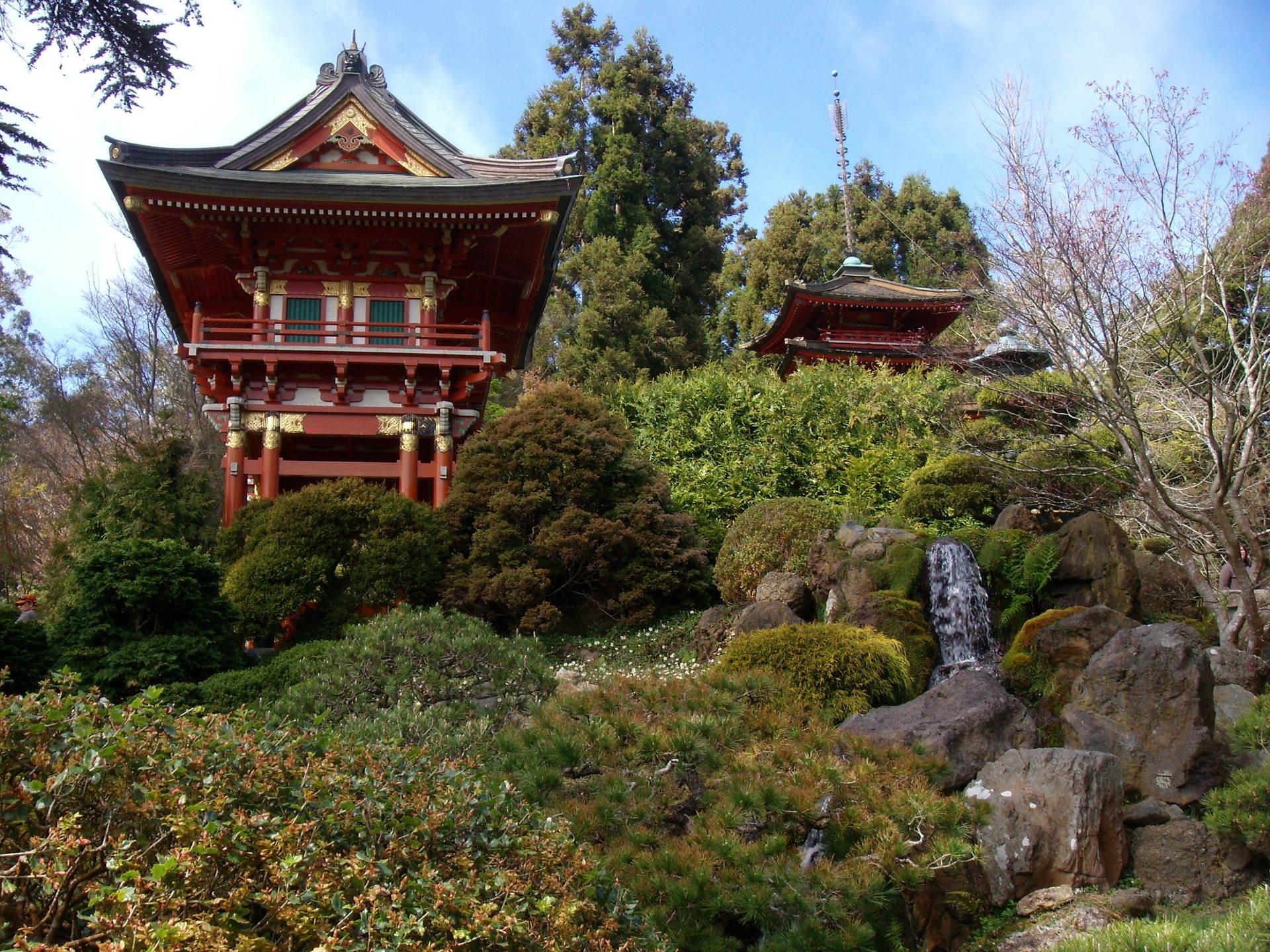 Japanese Tea Garden San Francisco Photo 962250 Fanpop