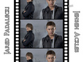 Jared & Jensen  - supernatural photo