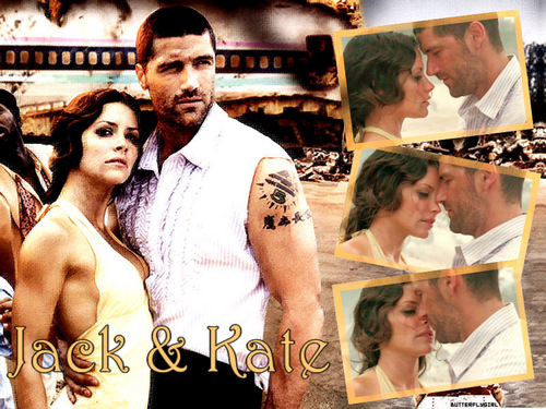 Jack and Kate wallpaper called Jate