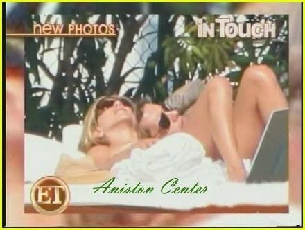 Jen and John Mayer