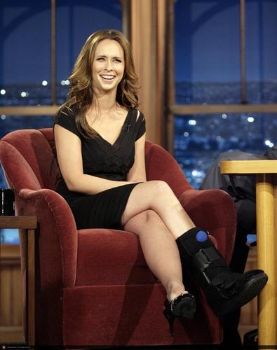 Jennifer on Craig Ferguson