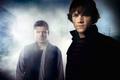 Jensen & Jared  - supernatural photo