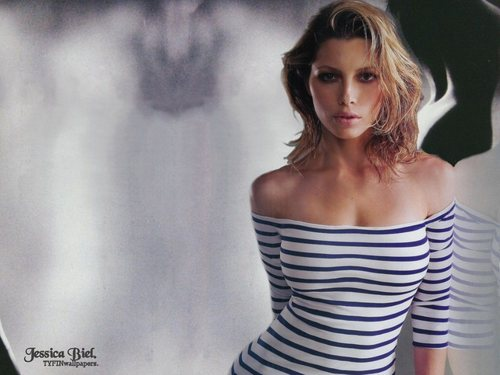 jessica biel wallpaper called Jessica