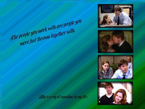 Jim & Pam (The Office)