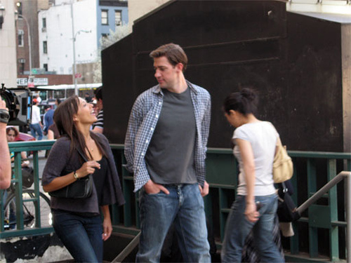 Jim and Karen NYC Candids