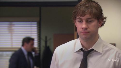 Jim in dîner Party