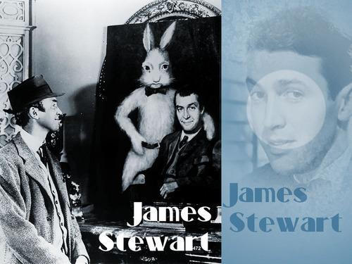 Jimmy Stewart karatasi la kupamba ukuta