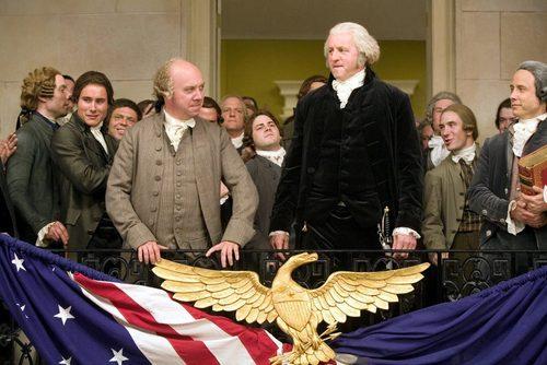 John Adams & George Washington