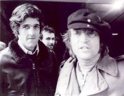 John Kerry & John Lennon