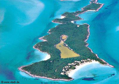 Johnny Depp's Island