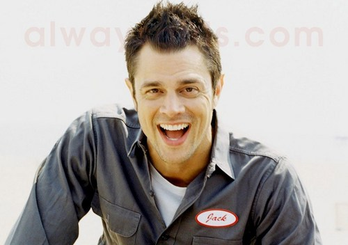 Johnny Knoxville achtergrond called Johnny Knoxville